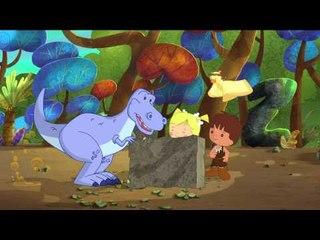 Chloe Magique - Au pays des dinosaures - S1E22