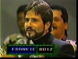 Frankie Ruiz & Tommy Olivencia - Te Estoy Estudiando - video