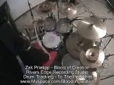 Blood of Creation - Drum tracking 3