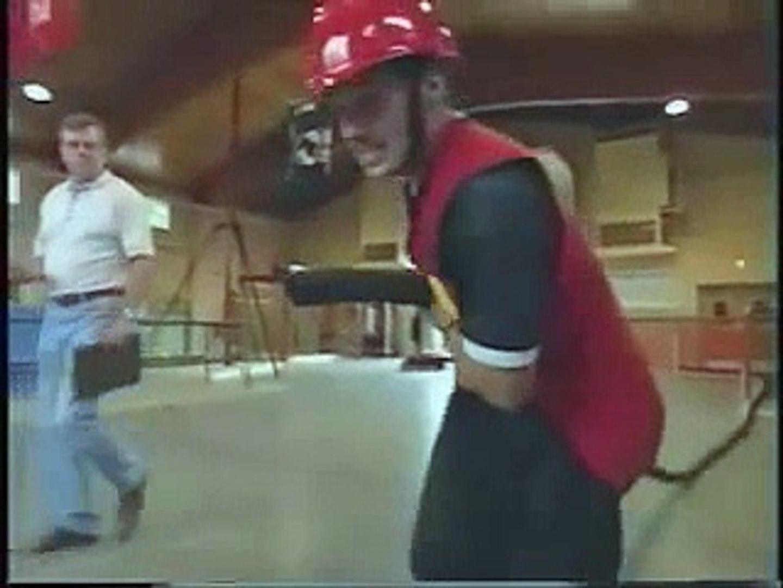 Massachusetts Firefighter Physical Ability Test (PAT) Video