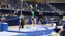 Eastern gymnastics takes on University of Michigan