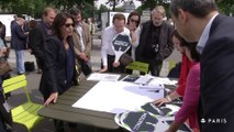 Lancement de la concertation sur l'aménagement des places parisiennes