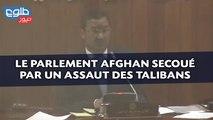 Le Parlement afghan secoué par un assaut des talibans