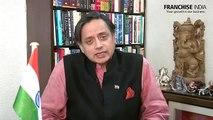 Shashi Tharoor message : Indian Education Congress 2013