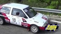 Gerald Pantel - Anne Line Rochas, AX Sport GTi, 42e Ronde de la Durance
