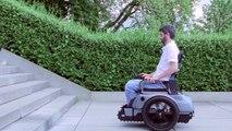 Technologie : une révolution pour les personnes à mobilité réduite