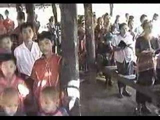 Exactions militaires en Birmanie