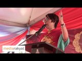 Elizabeth Wong: We Are Ready! We Are Ready To Take On UMNO Barisan Nasional
