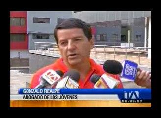 Fiscalía investiga a detenidos por incidentes en exteriores del Colegio Mejía