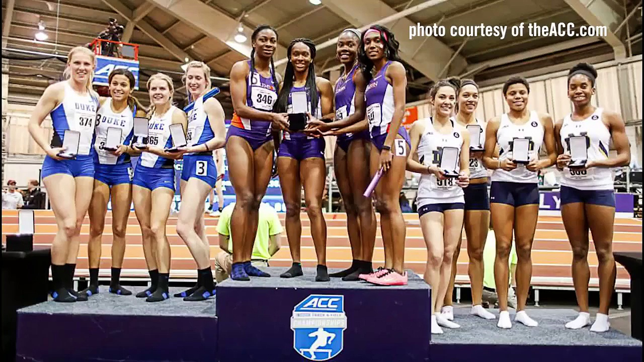 Track & Field || ACC indoor Championships