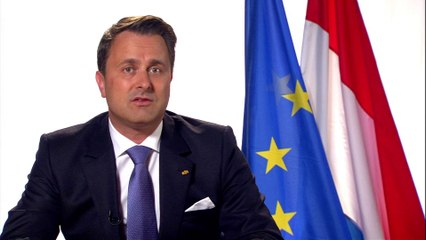 Déclaration de Xavier Bettel à l'occasion de la Fête nationale 2015