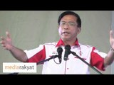 Wong Ho Leng: Hari Malaysia 2012 - Perisytiharan Kuching (Kuching Declaration)
