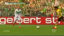 Borussia Dortmund vs Wolfsburg [DFB-Pokal Final] Highlights