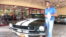 1965 Ford Mustang Fastback GT for sale with test drive, driving sounds, and walk through video