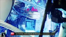 Reportage : l'usine Toyota d'Onnaing (Emission Turbo du 21/06/2015)