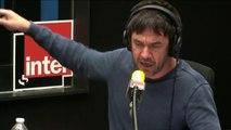 Thomas VDB chante les aktualiziks : fou rire en studio