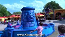 Pratende Fontein (Evert Muis) Walibi Holland, Biddinghuizen Holland