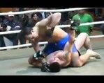 Kamen Georgiev Bulgaria MMA and Combat Sambo fighter