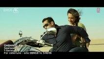 Saanson Ne Song ft. Salman Khan & Sonakshi Sinha - Dabangg 2