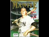 New York Yankees Mickey Mantle
