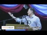 Anwar Ibrahim: Lagi Kuat Dia Hantam, Lagi Semangat Kita Nak Lawan Tetap Lawan