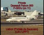 Private Dassault Falcon 900