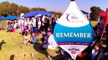 Cansa Relay for Life Saamspan Primary Dancing Lap