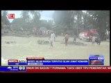 Banjir Bandang Sapu Rumah dan Jalan Penghubung di Maluku