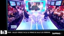 """TPMP: Gilles Verdez critique le prime de Salut les terriens, """"une émission de connivence pas drôle"""" (Vidéo)"""