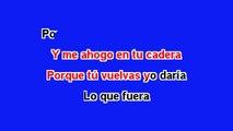 Karaoke Box - Sirena (Al Estilo De Sin Bandera) - (Karaoke)