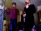 thijs en bas dronken disney singstar zingen