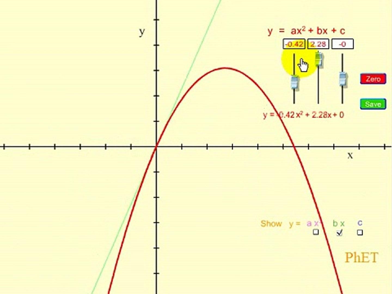 Algebra Homework Help - Quadratic Equation