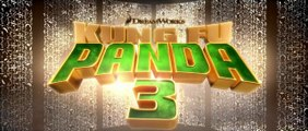 KUNG FU PANDA 3 - Bande-Annonce Teaser [VOSTF HD1080p]