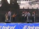 """""""Popurri Campirano"""" - Mariachi Vargas en Zapopan (Pt. 1) - Encuentro Internacional del Mariachi 2009"""