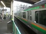 Oct. 5 2006, JR East E231 Shonan-Shinjuku Line etc.