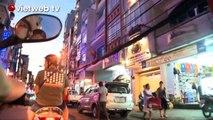 はじめてのベトナム★第14話 夜のベトナム・ホーチミン市をバイクでGO!の巻