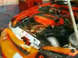 CPR - Car Planet Racing Circuit Mitsubishi Evo 5 on Dyno Dynamics Rolling Road - 956.6HP / 810lbft