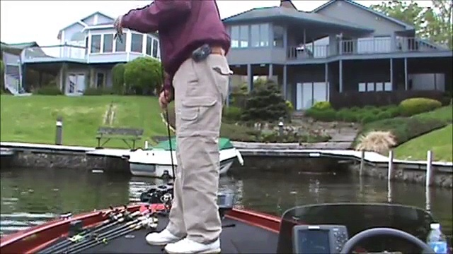 Chautauqua Lake Bass Fishing