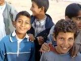 IRAQI CHILDREN NEAR TO AL SAWAIRAH, IRAQ