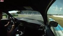 Toyota GT86 Drift & 259 km/h Top Speed downhill Test sport auto Christian Gebhardt