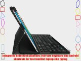 Logitech Pro Protective Case with Full-Size Keyboard for Samsung Galaxy Note Pro and Samsung
