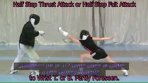 Epee-Coaching, Lesson; Creating a decision point