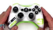 Xbox 360 MW3 - Custom Painted Controllers - Controller Chaos