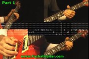 Purple Haze - Guitar Cover Tabs Jimi Hendrix - 6/6 Guitar Cover FarhatGuitar.com
