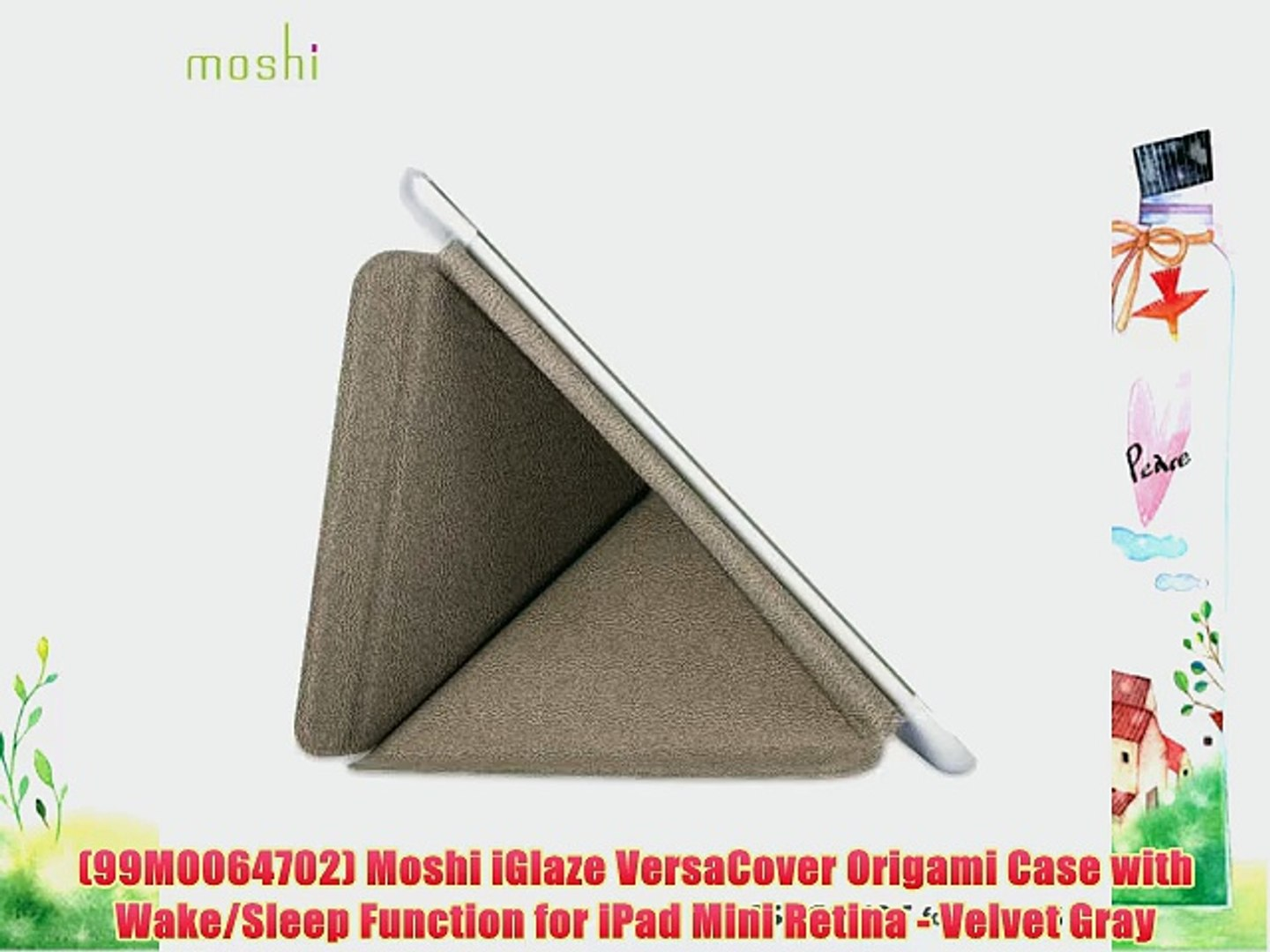Moshi Versacover Origami Case for iPad Pro 10.5
