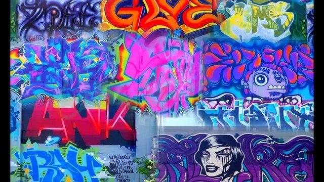 """Graffiti /Street Art - """"Street Beat"""""""