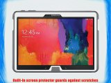 OtterBox Defender Series for Samsung Galaxy Tabpro (10.1) and Galaxy Note 10.1 (White/Gunmetal