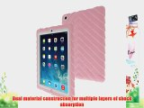 Gumdrop Cases Drop Tech Series Case for Apple iPad 2 Pink-White (DS-IPAD2-PNK-WHI)