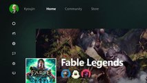 New Xbox One Experience : Découverte de la nouvelle interface Xbox One
