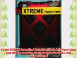 G-Form XTREME X Ruggedized Protective Clip On Folio Cover Stand Case for Apple iPad [4th Generation]